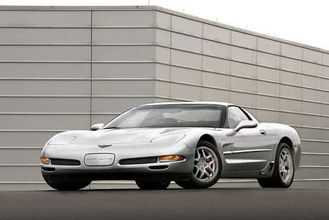 Chevrolet Corvette 2003 $26960.00 incacar.com