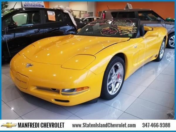 Chevrolet Corvette 2003 $28995.00 incacar.com