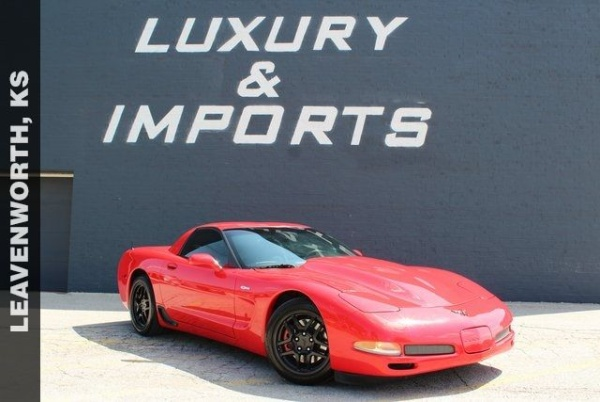 Chevrolet Corvette 2003 $20999.00 incacar.com