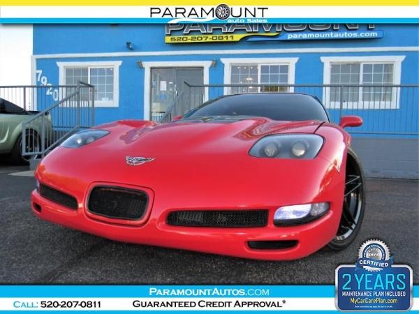 Chevrolet Corvette 2003 $25995.00 incacar.com