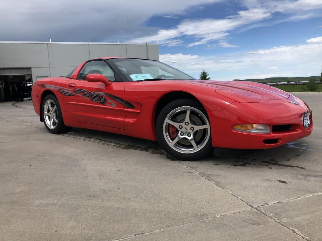 Chevrolet Corvette 2003 $18791.00 incacar.com
