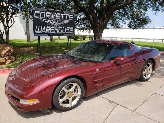 used Chevrolet Corvette 2003 vin: 1G1YY22GX35115593