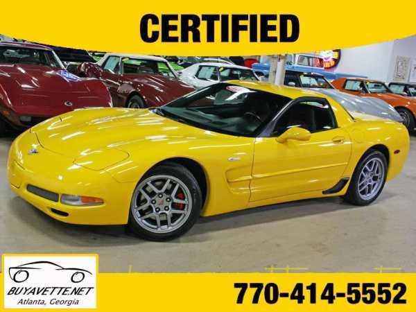 Chevrolet Corvette 2003 $25999.00 incacar.com
