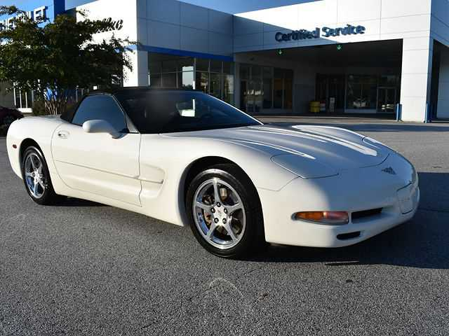 used Chevrolet Corvette 2003 vin: 1G1YY32GX35123313