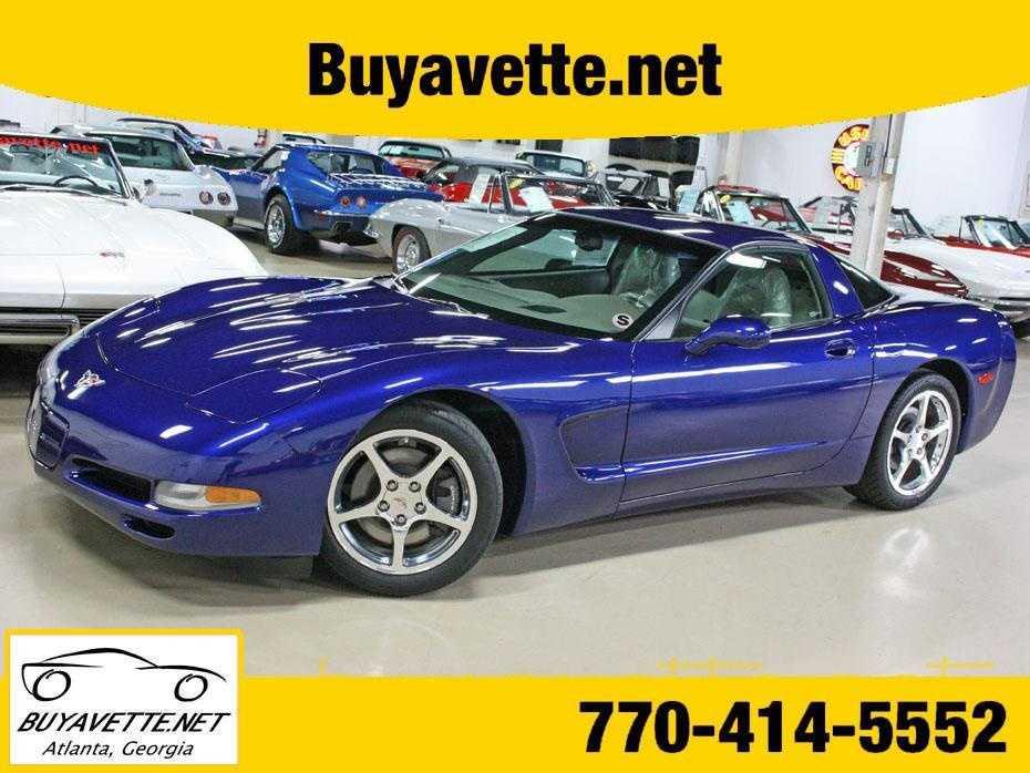 Chevrolet Corvette 2004 $1000000.00 incacar.com