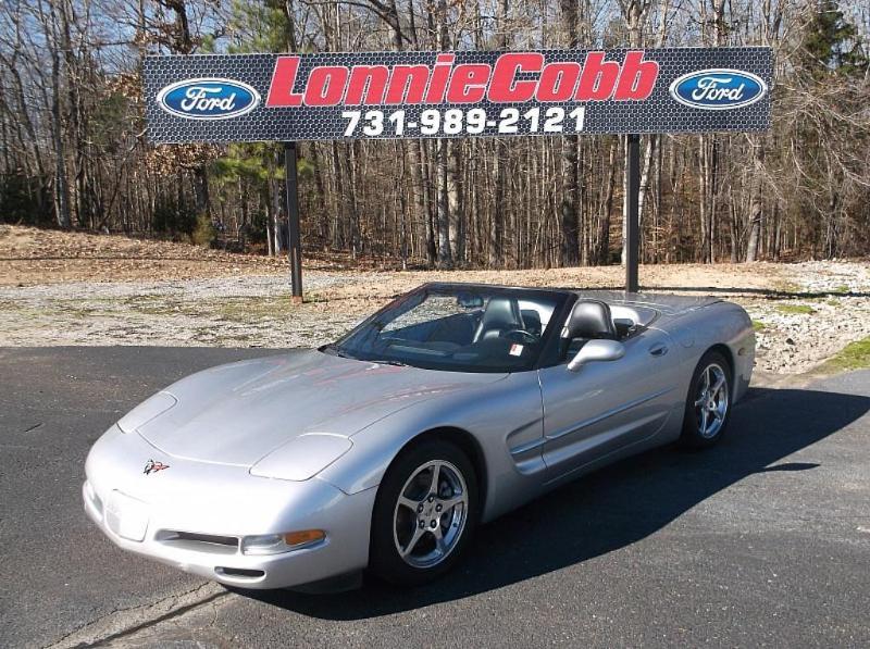 Chevrolet Corvette 2004 $22998.00 incacar.com