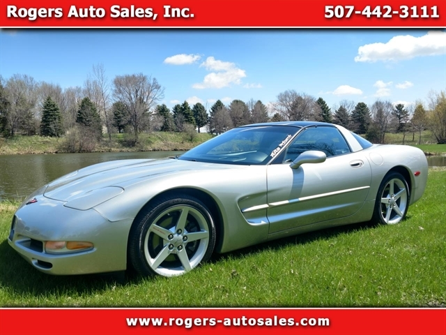 used Chevrolet Corvette 2004 vin: 1G1YY22G345111208