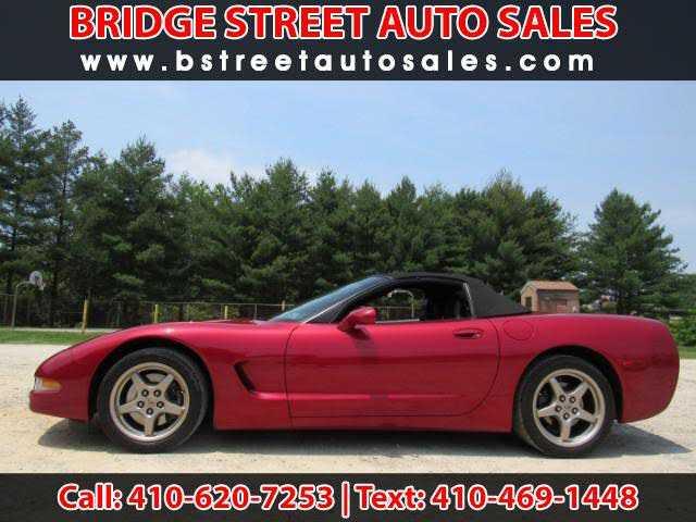 Chevrolet Corvette 2004 $18000.00 incacar.com