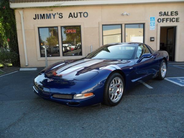 Chevrolet Corvette 2004 $24800.00 incacar.com