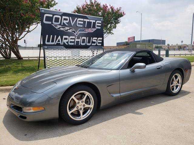 Chevrolet Corvette 2004 $19995.00 incacar.com