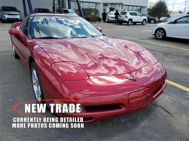 Chevrolet Corvette 2004 $19500.00 incacar.com