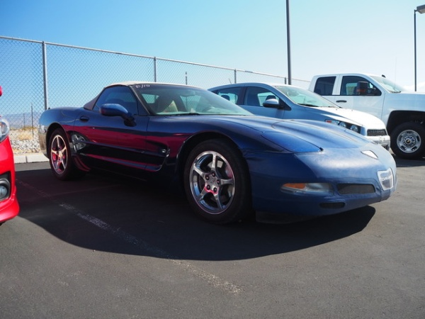 Chevrolet Corvette 2004 $24901.00 incacar.com