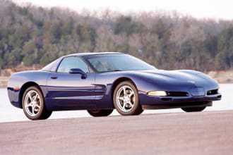 Chevrolet Corvette 2004 $14499.00 incacar.com