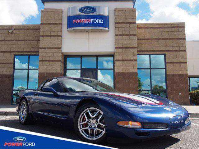 Chevrolet Corvette 2004 $23991.00 incacar.com