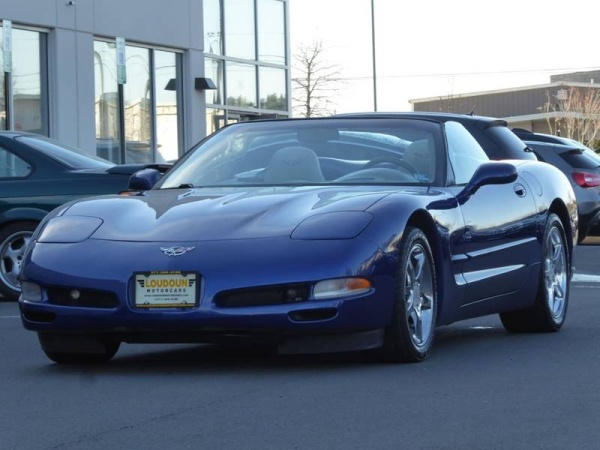 Chevrolet Corvette 2004 $15999.00 incacar.com