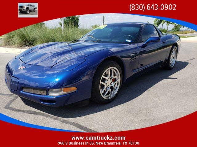Chevrolet Corvette 2004 $20500.00 incacar.com