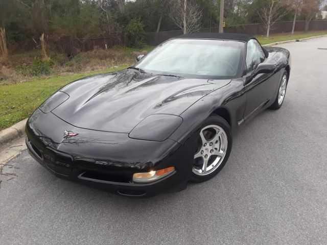 Chevrolet Corvette 2004 $14990.00 incacar.com