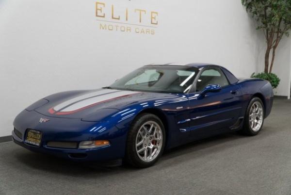 Chevrolet Corvette 2004 $25990.00 incacar.com