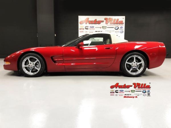 Chevrolet Corvette 2004 $22995.00 incacar.com