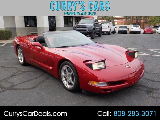 Chevrolet Corvette 2004 $22995.00 incacar.com
