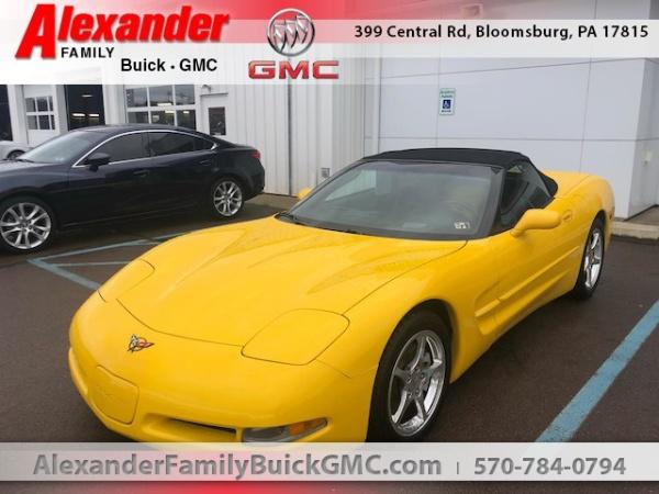 Chevrolet Corvette 2004 $17680.00 incacar.com