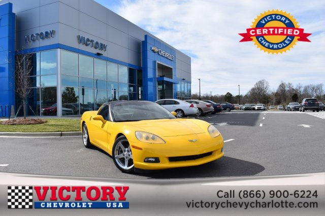 Chevrolet Corvette 2005 $17000.00 incacar.com