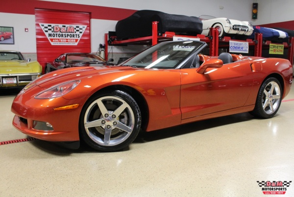 Chevrolet Corvette 2005 $27995.00 incacar.com