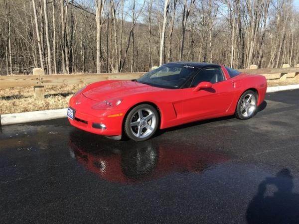 Chevrolet Corvette 2005 $25490.00 incacar.com