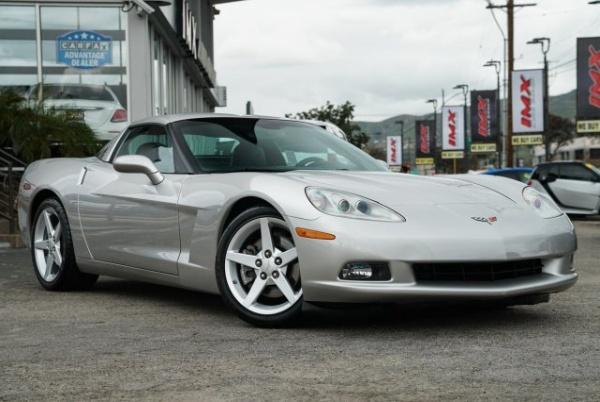 Chevrolet Corvette 2005 $20995.00 incacar.com