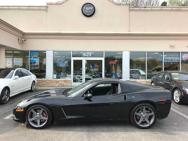 Chevrolet Corvette 2005 $21991.00 incacar.com