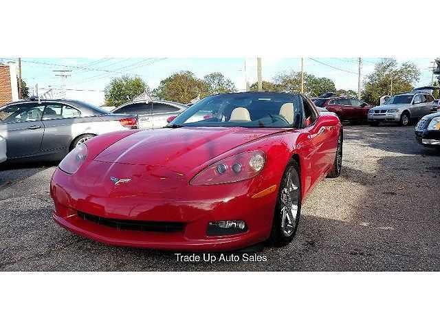Chevrolet Corvette 2005 $14000.00 incacar.com