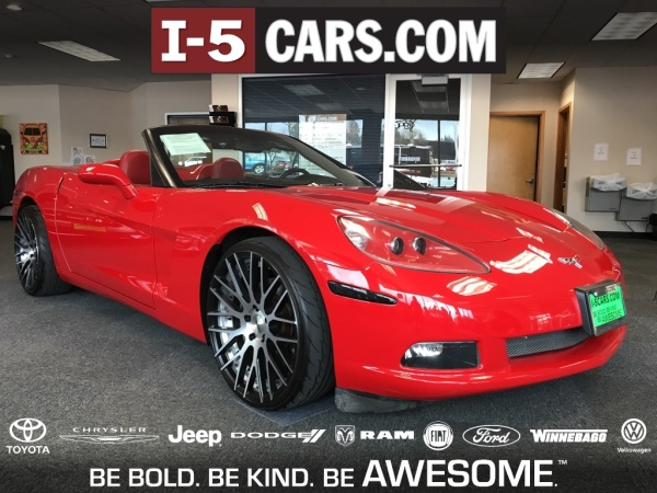 Chevrolet Corvette 2005 $23986.00 incacar.com
