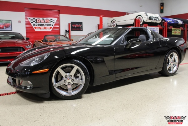 Chevrolet Corvette 2005 $25995.00 incacar.com