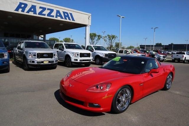 Chevrolet Corvette 2006 $22987.00 incacar.com