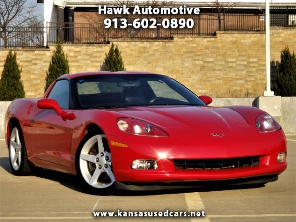 Chevrolet Corvette 2006 $24998.00 incacar.com