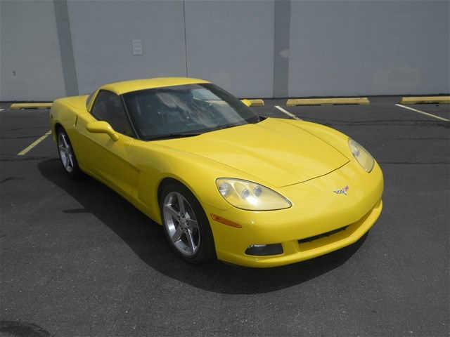 used Chevrolet Corvette 2006 vin: 1G1YY26U665110475