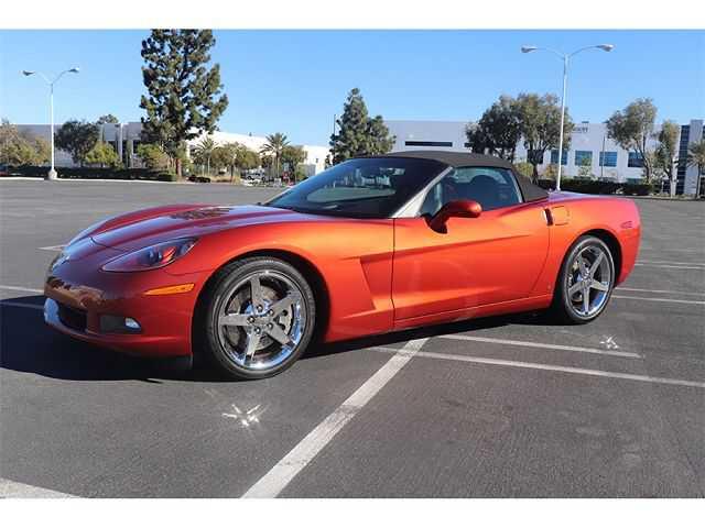 Chevrolet Corvette 2006 $29900.00 incacar.com