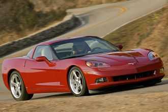 Chevrolet Corvette 2006 $21977.00 incacar.com