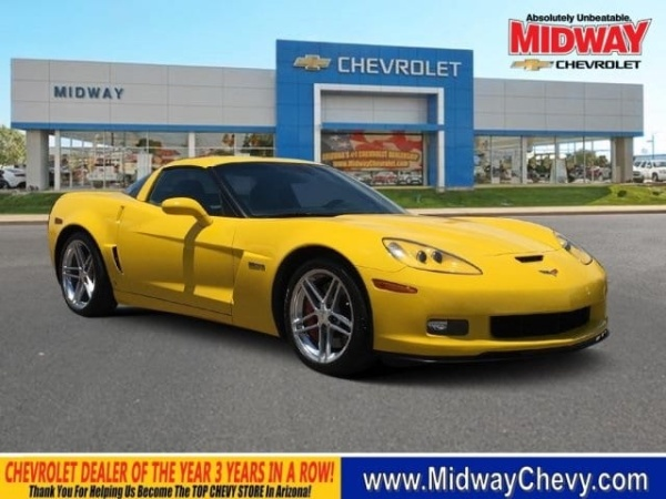Chevrolet Corvette 2006 $36995.00 incacar.com