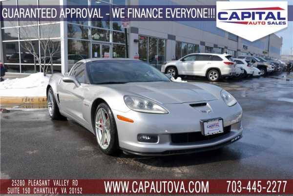 Chevrolet Corvette 2006 $32477.00 incacar.com