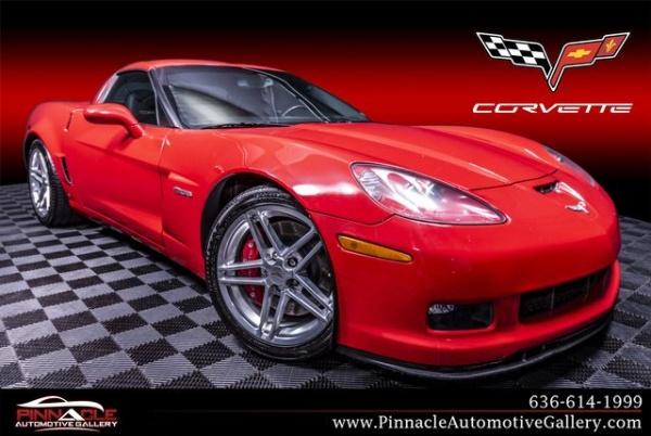 Chevrolet Corvette 2006 $35999.00 incacar.com