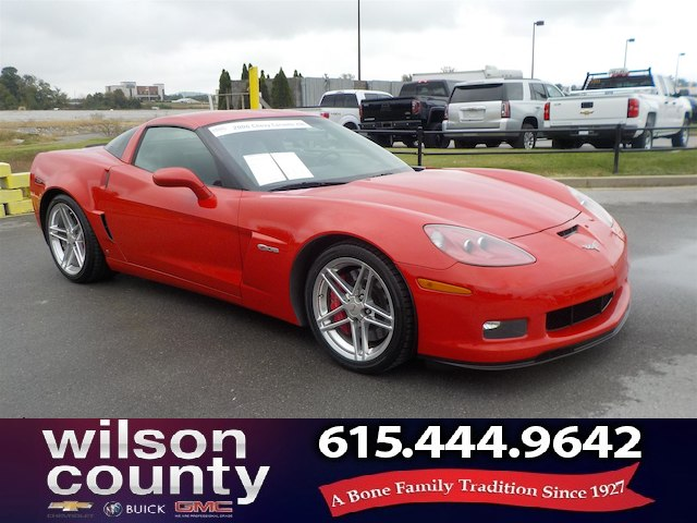 Chevrolet Corvette 2006 $32988.00 incacar.com