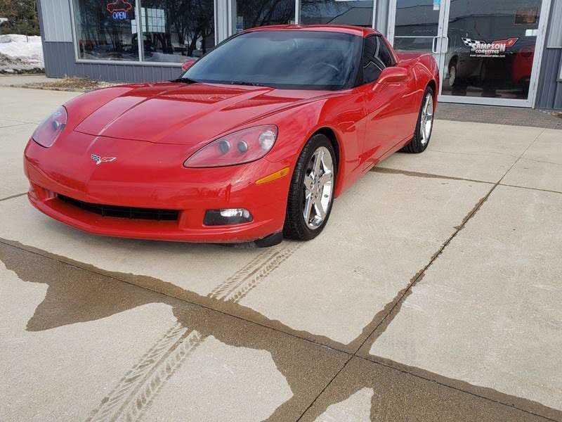 Chevrolet Corvette 2007 $25500.00 incacar.com