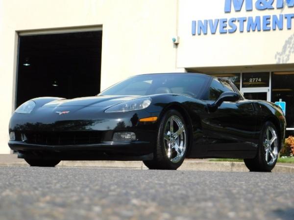 Chevrolet Corvette 2007 $24990.00 incacar.com