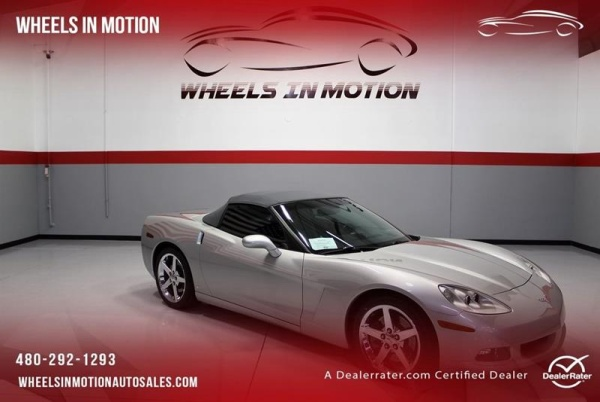 Chevrolet Corvette 2007 $27495.00 incacar.com