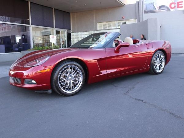 Chevrolet Corvette 2007 $24995.00 incacar.com