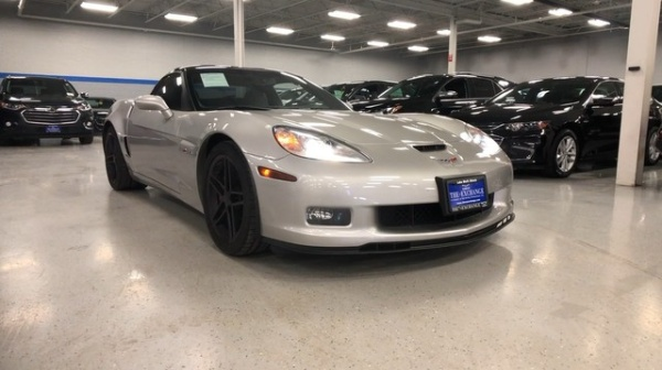 used Chevrolet Corvette 2007 vin: 1G1YY26E775135217