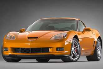 Chevrolet Corvette 2007 $36998.00 incacar.com