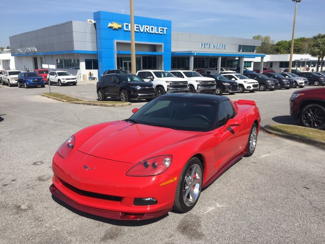 Chevrolet Corvette 2007 $25995.00 incacar.com
