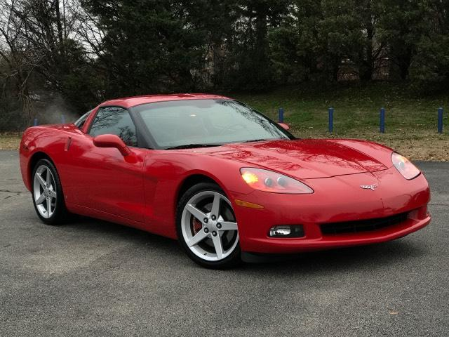Chevrolet Corvette 2007 $24162.00 incacar.com